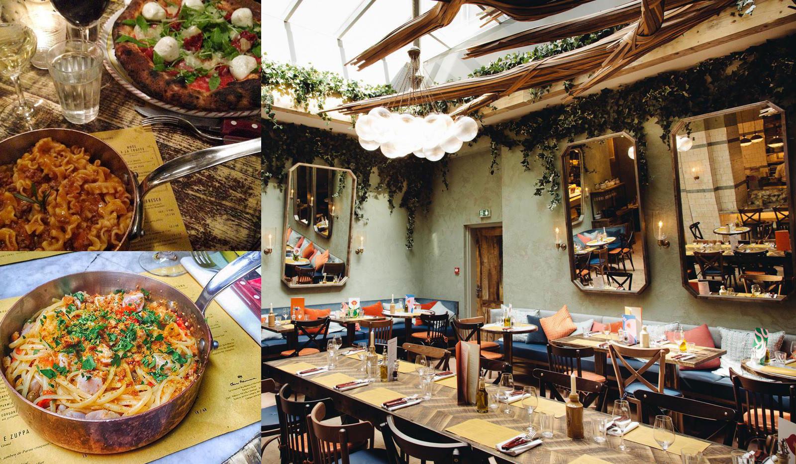 Restaurant Paris Italien