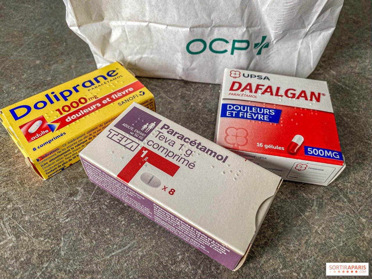 Paracetamol Corona