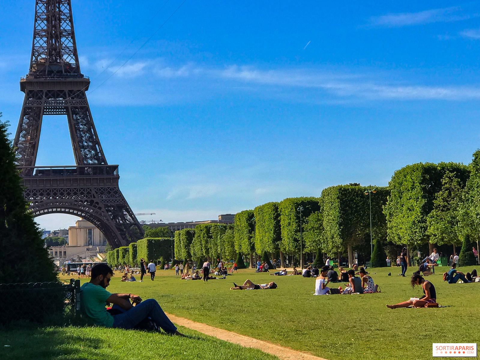 Les bons plans du week end à Paris du 7 au 9 août 2020