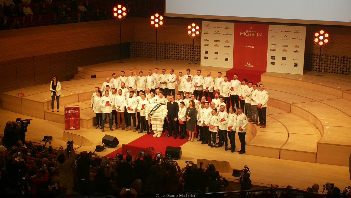 The Michelin Guide France 2019 The Results The New Starred