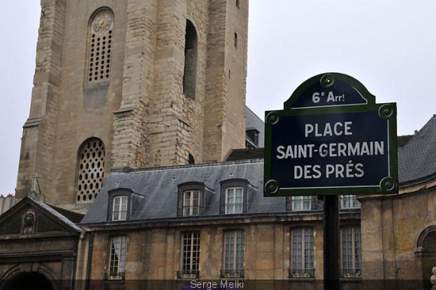 Le Marché de Noël 2018 de Saint Germain des Prés
