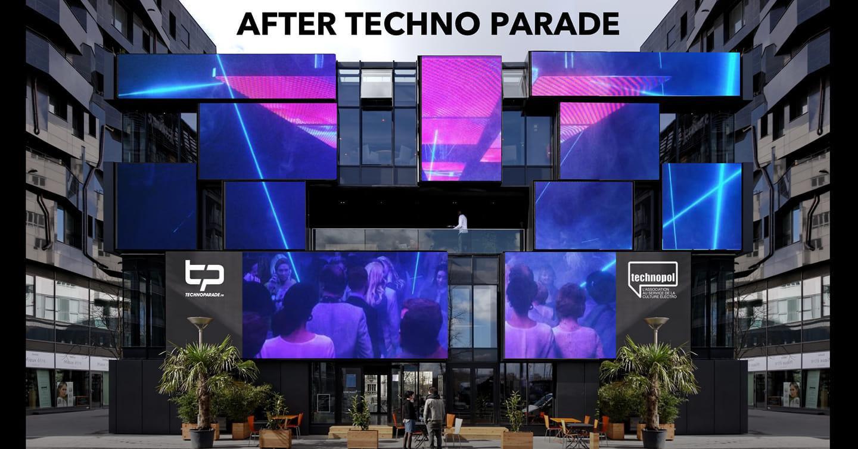 Joyeux Noel Techno.After Techno Parade 2019 A L Ep7 Paris Avec Filthy French
