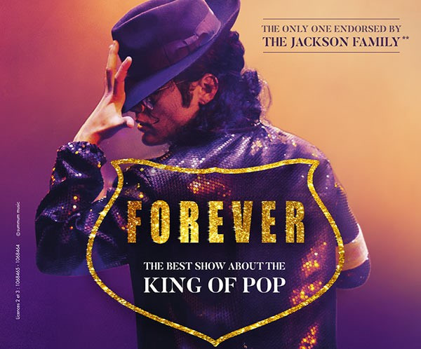 Best Show 2020.Forever The Best Show About The King Of Pop At La Seine