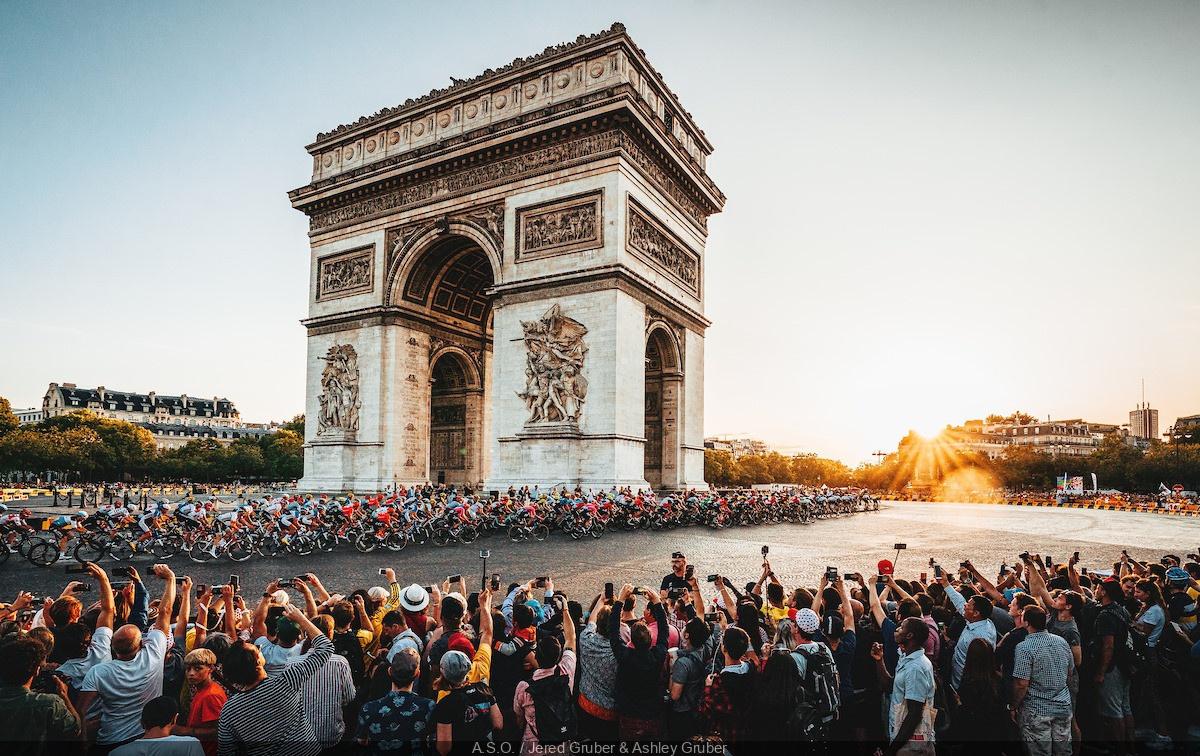 Le Tour De France 2020 Parcours Etapes Et Compositions Des Equipes Sortiraparis Com