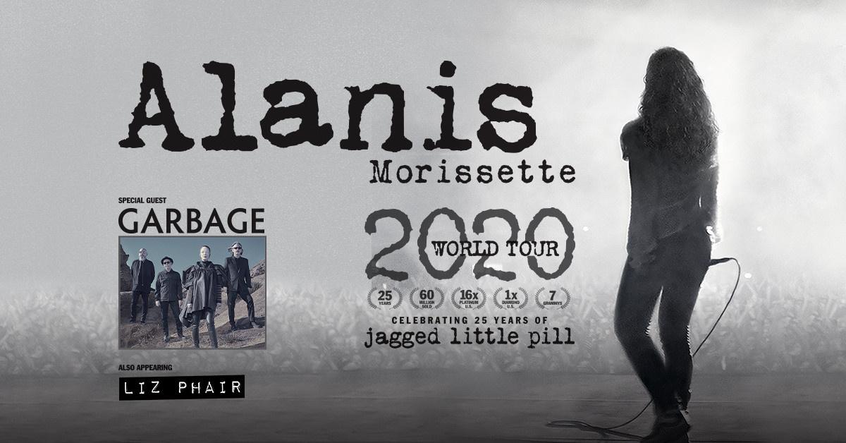 Alanis Morissette sort un nouveau morceau