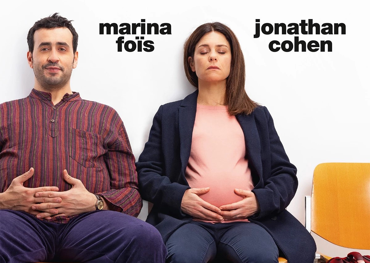 Enorme Avec Marina Fois Et Jonathan Cohen La Bande Annonce Sortiraparis Com