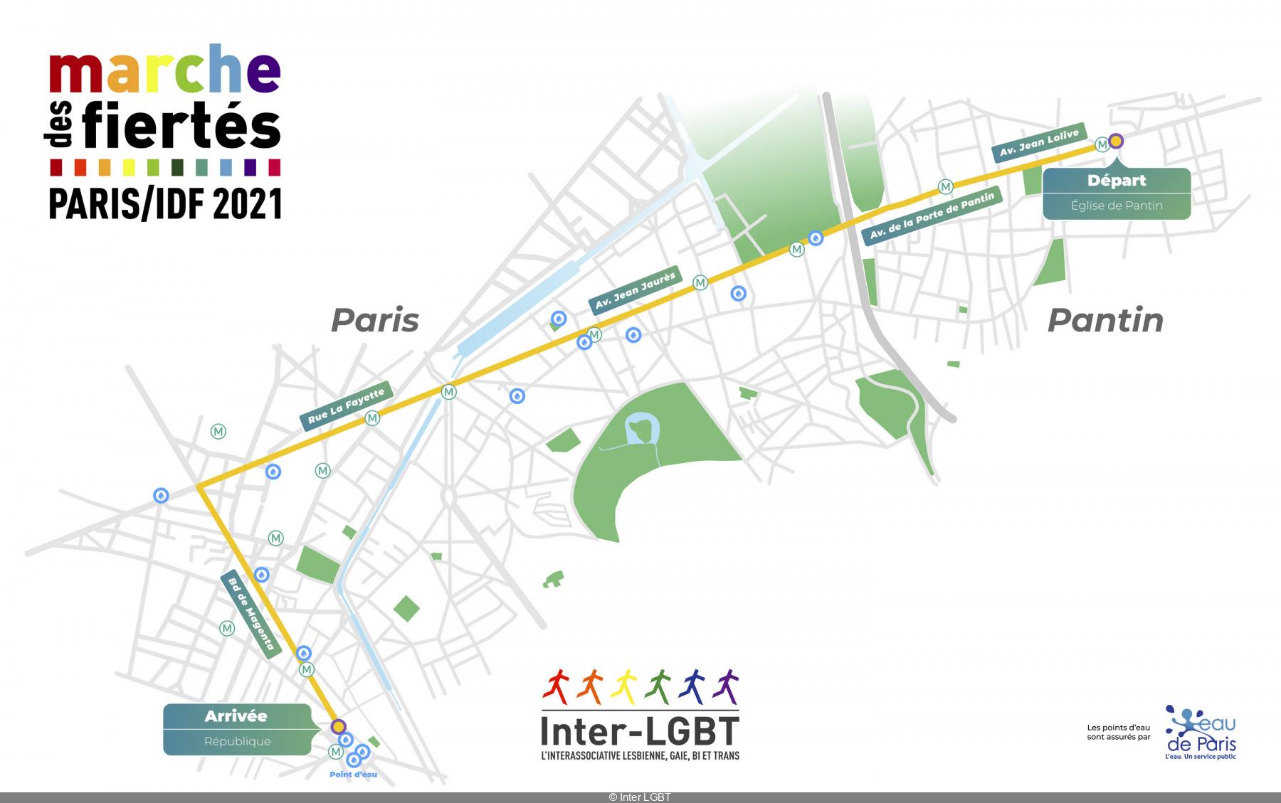 Gay Pride 2021 à Paris: la Marche des Fiertés LGBT de retour ce 26 juin, le  parcours - Sortiraparis.com