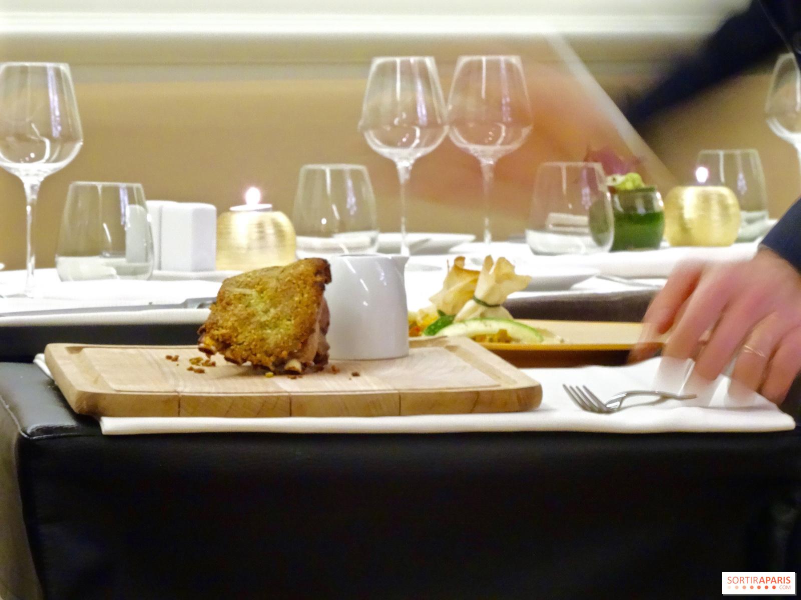 La Cuisine De L E7 Le Restaurant De L Edouard 7 Fait Peau Neuve