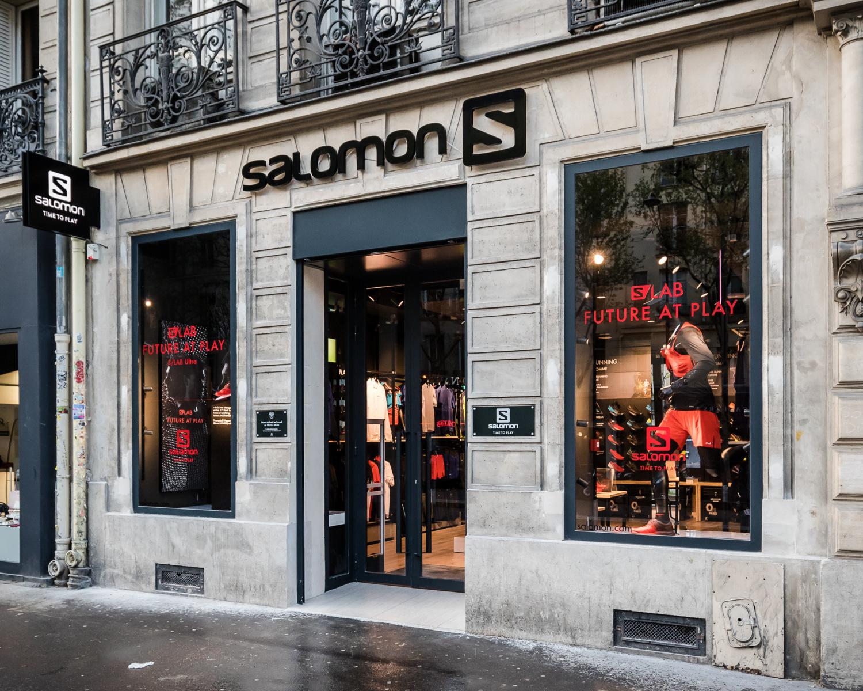 chaussure de sport,magasin chaussure salomon paris,boutique