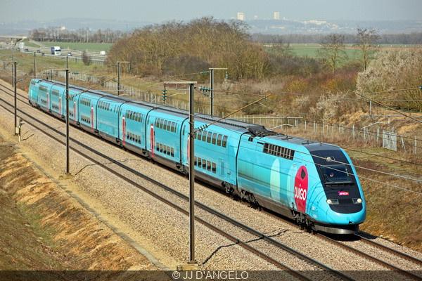 À partir de 2020, une liaison Ouigo entre Paris gare de Lyon et Lyon Part-Dieu