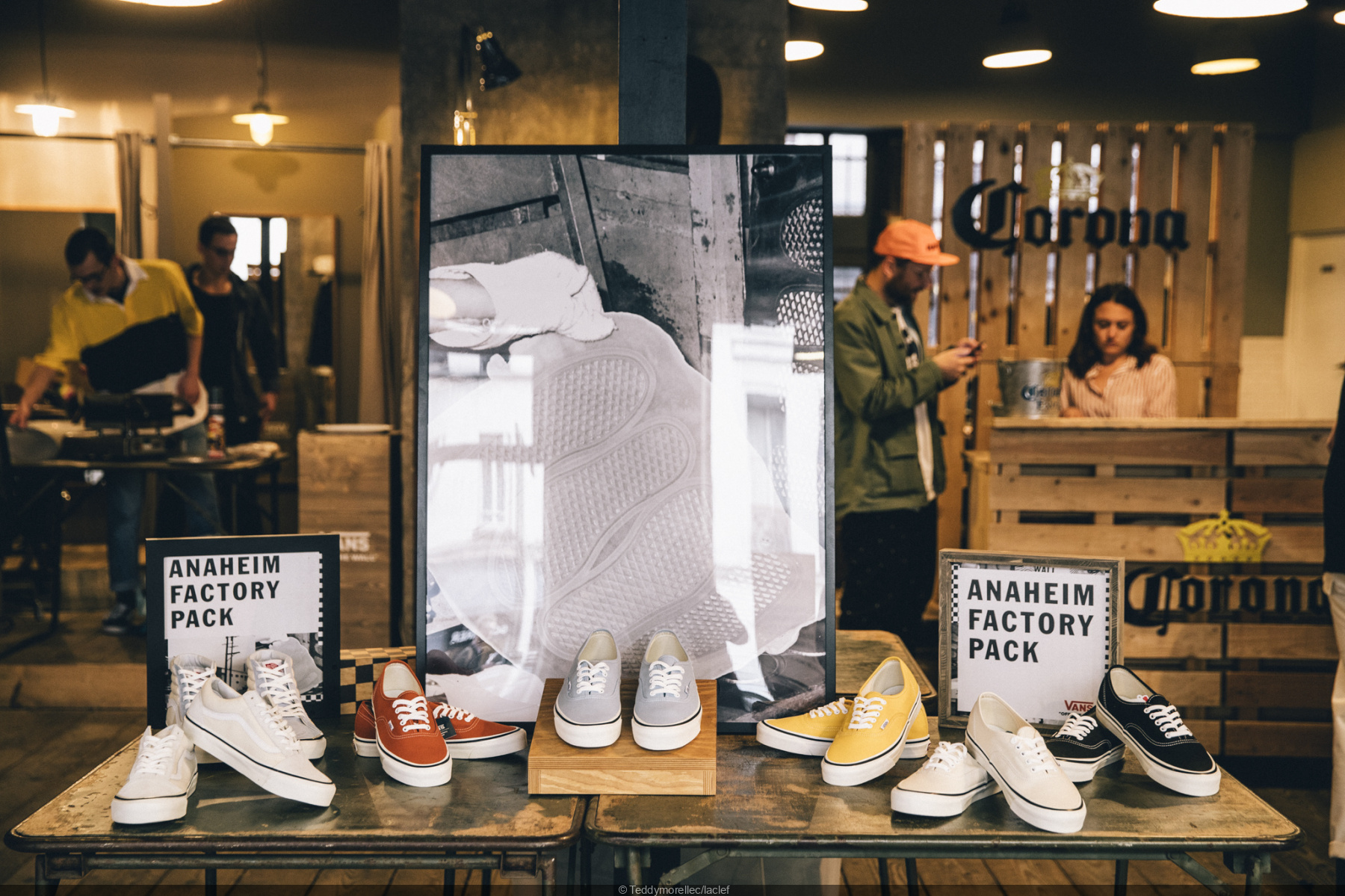 Vans dévoile sa collection Anaheim Factory Pack