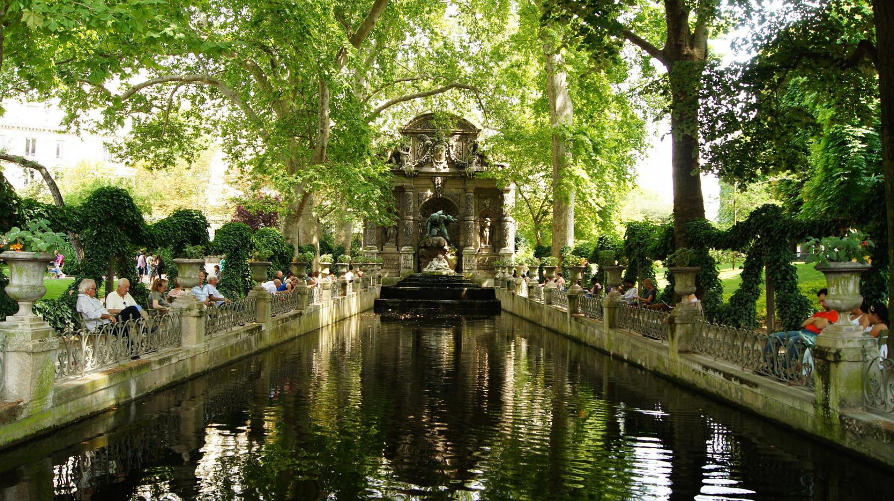 The most beautiful gardens in Paris - Sortiraparis.com