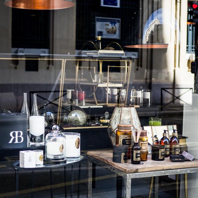 Made In Paris Le Concept Store Aux Allures De Cabinet De