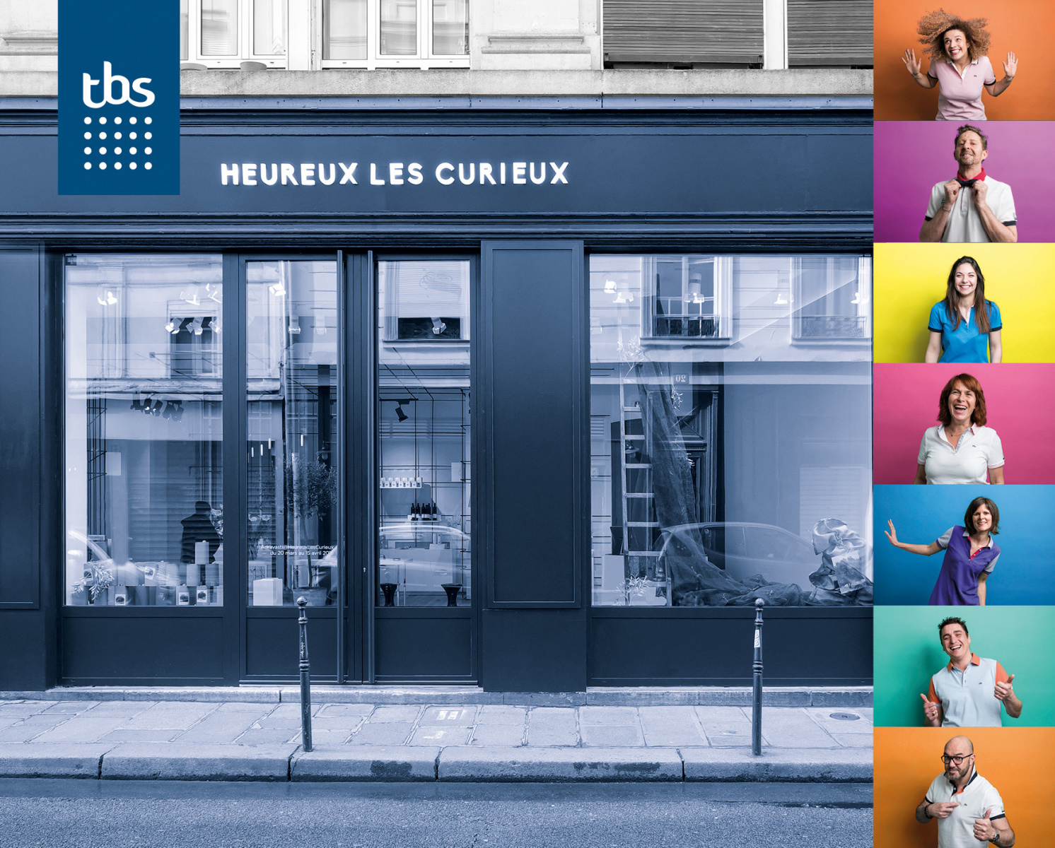 Un Pop Up Store Tbs Débarque à Paris Sortirapariscom