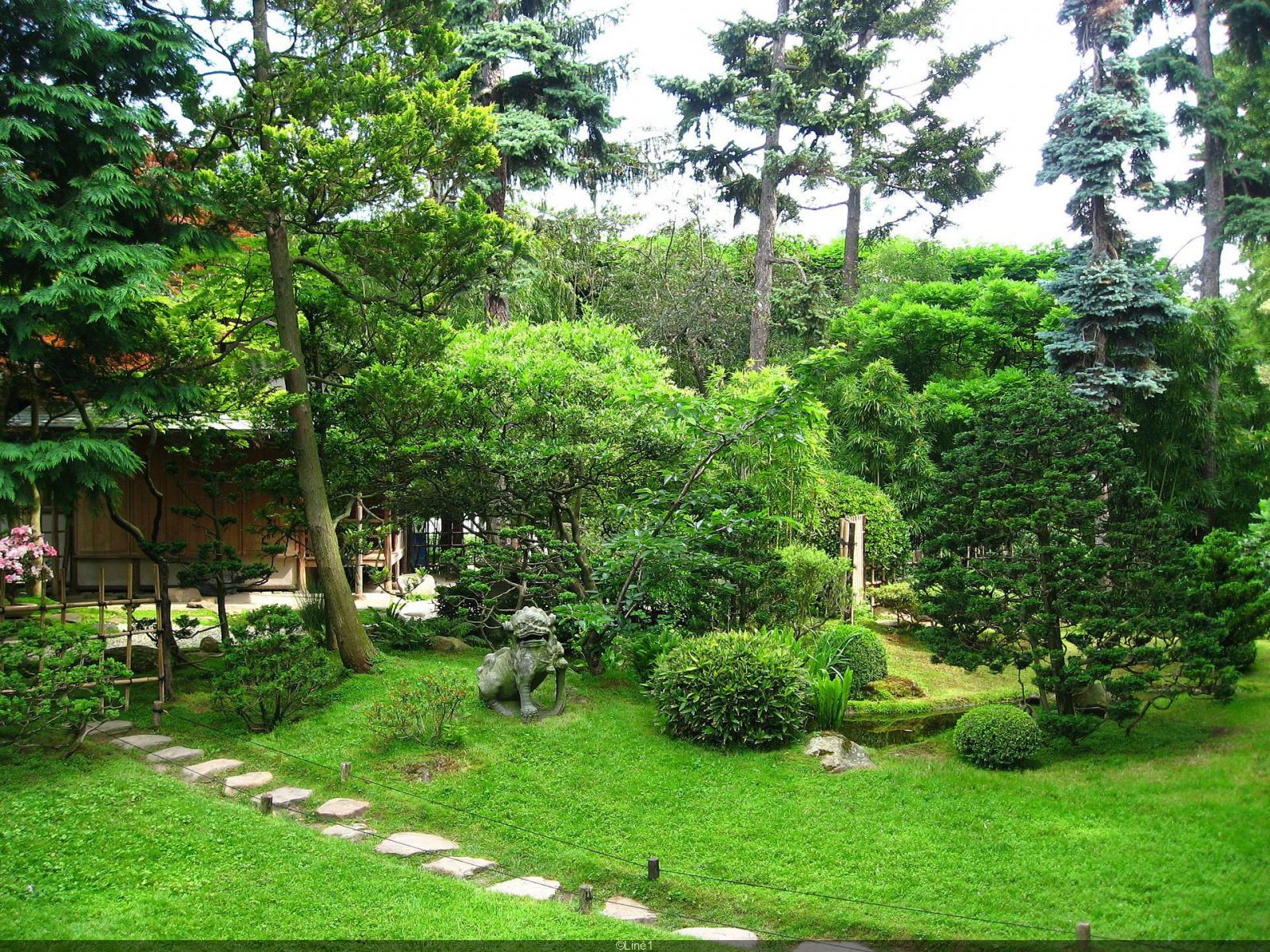 Le Jardin Du Musee Albert Kahn Gratuit Pendant Un Mois