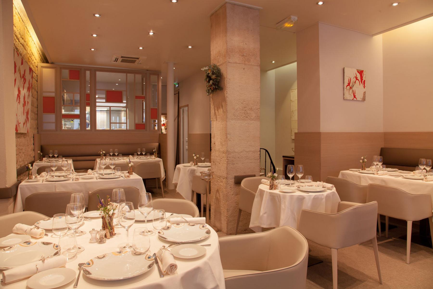 Dominique Bouchet Paris The Gourmet Restaurant A Stone S