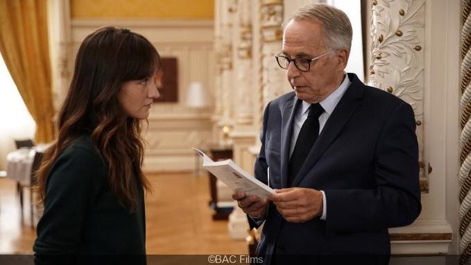 Alice et le maire. Où sont mes idées ?