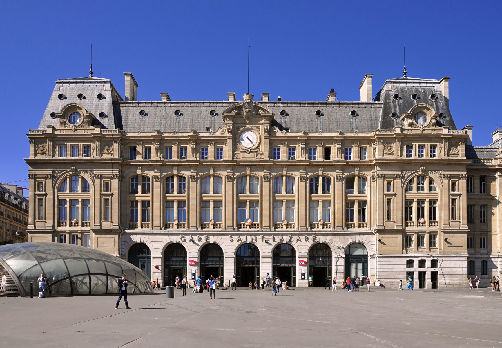 The Musée Art Ludique to open in 2021 at Gare Saint-Lazare