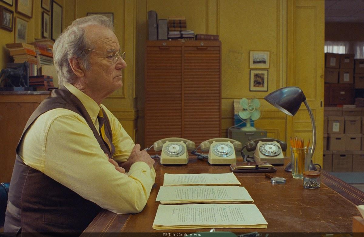 Bande-annonce de The French Dispatch de Wes Anderson