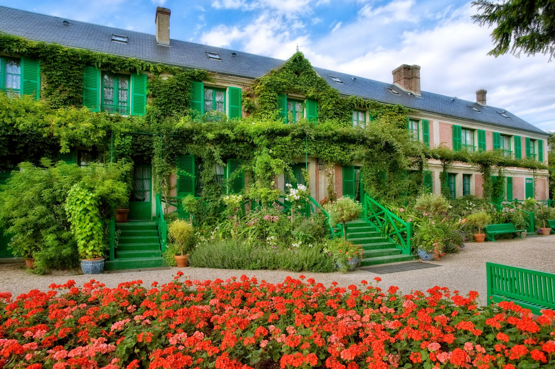 Claude Monet's house et gardens in Giverny to reopen in May ...