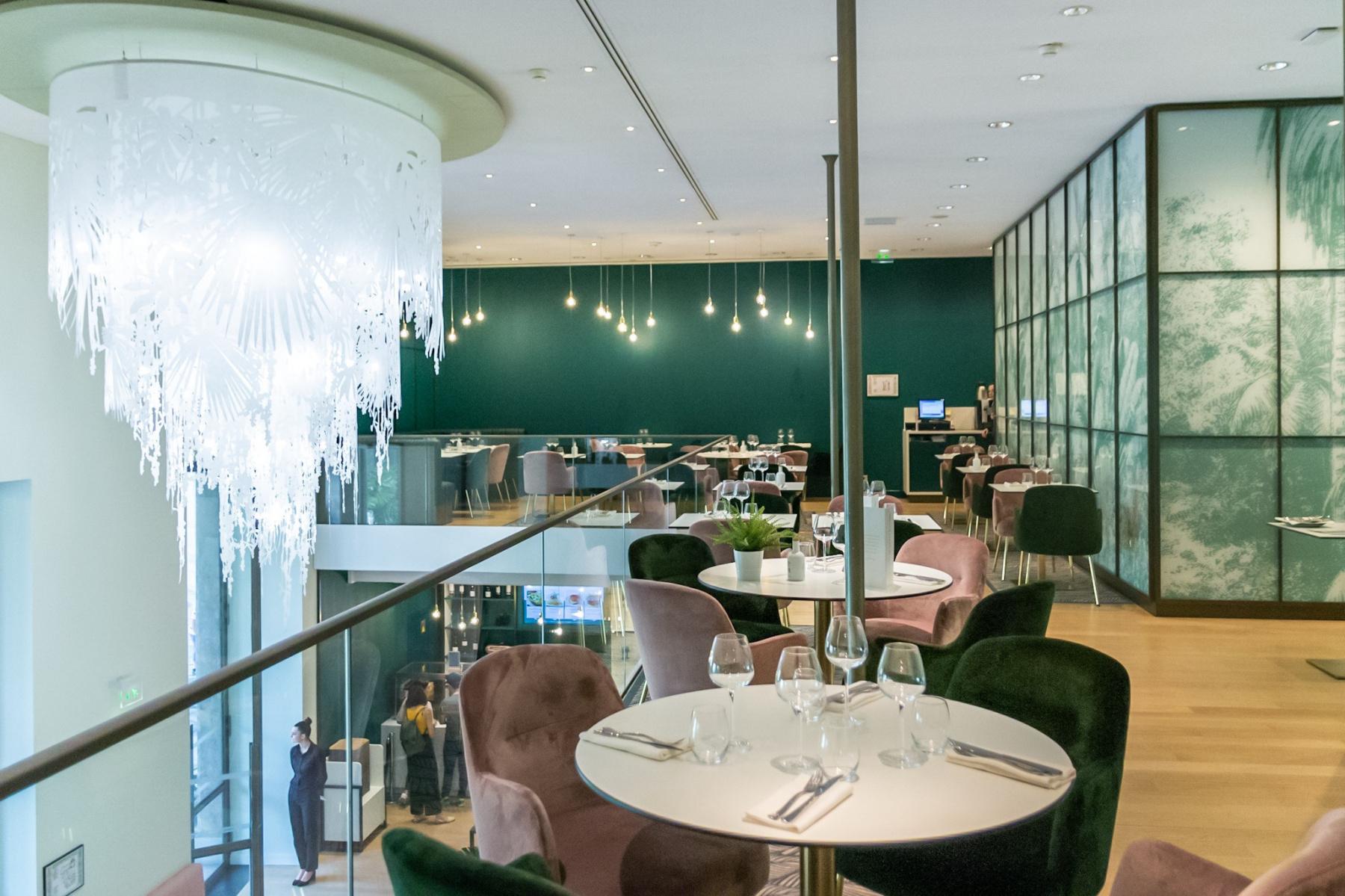 Restaurant Du Petit Palais
