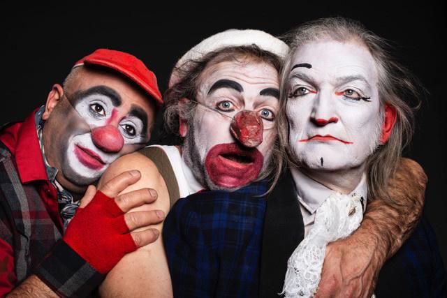 3 Clowns Au Cirque Electrique Sortiraparis Com