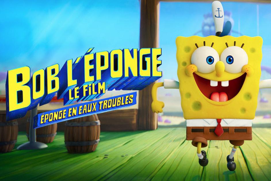[Cinéma] Bob L'Eponge- Le Film