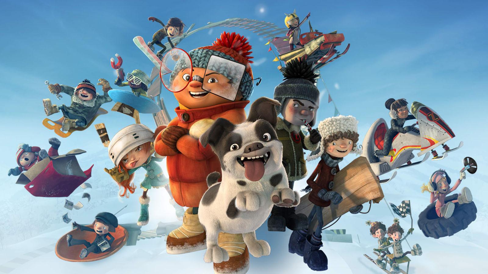 Comment Faire Des Boule A Neige la bataille géante de boules de neige 2, l'incroyable course