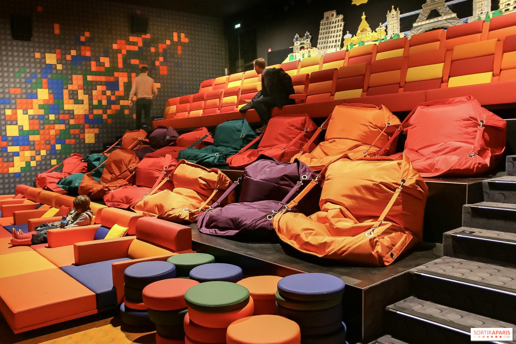 Salle Mômes ! La salle de ciné pour enfants du Pathé Villette