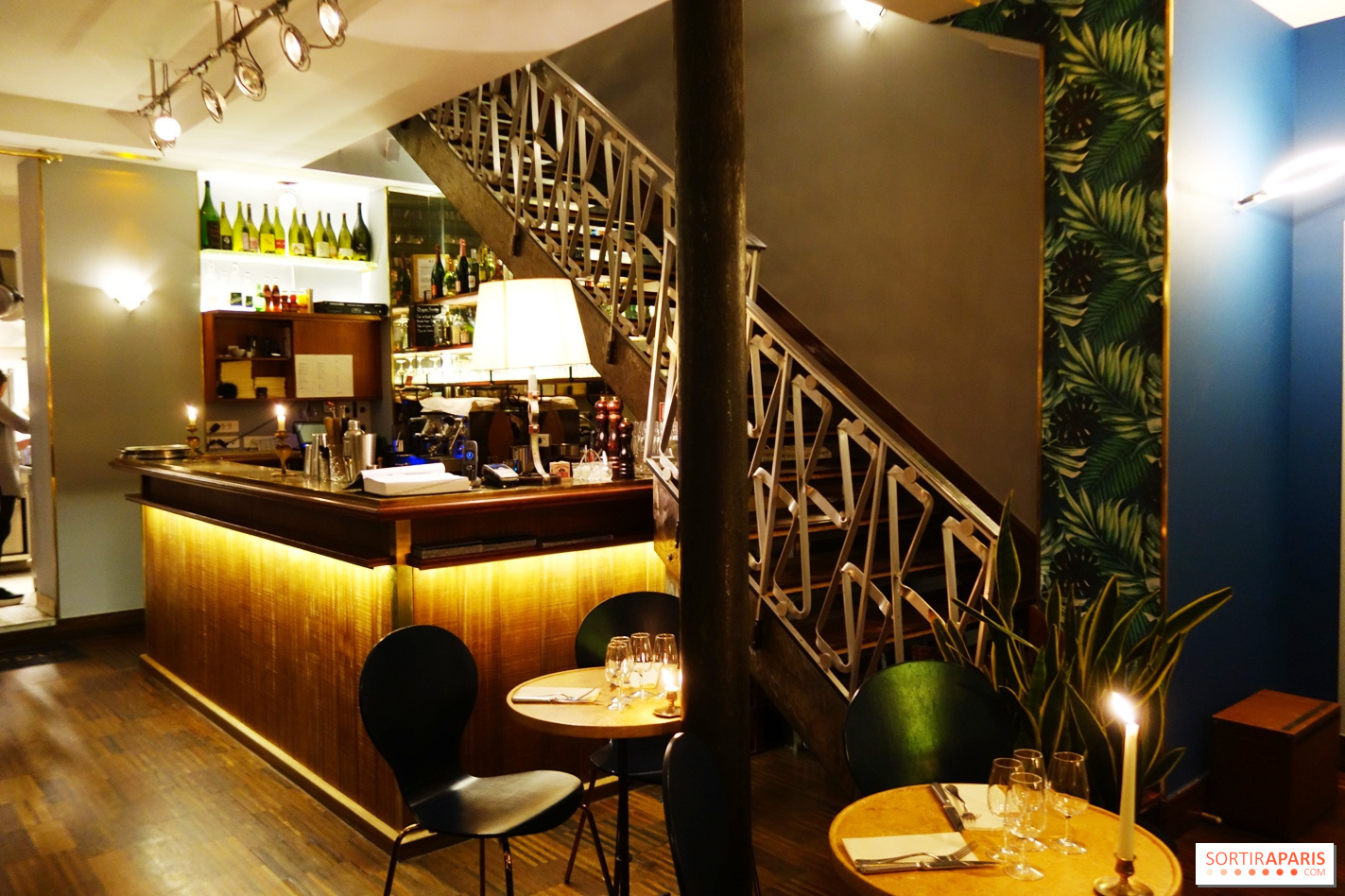 14 Paradis In Paris Bistronomic Cuisine By Hugo Pinto And