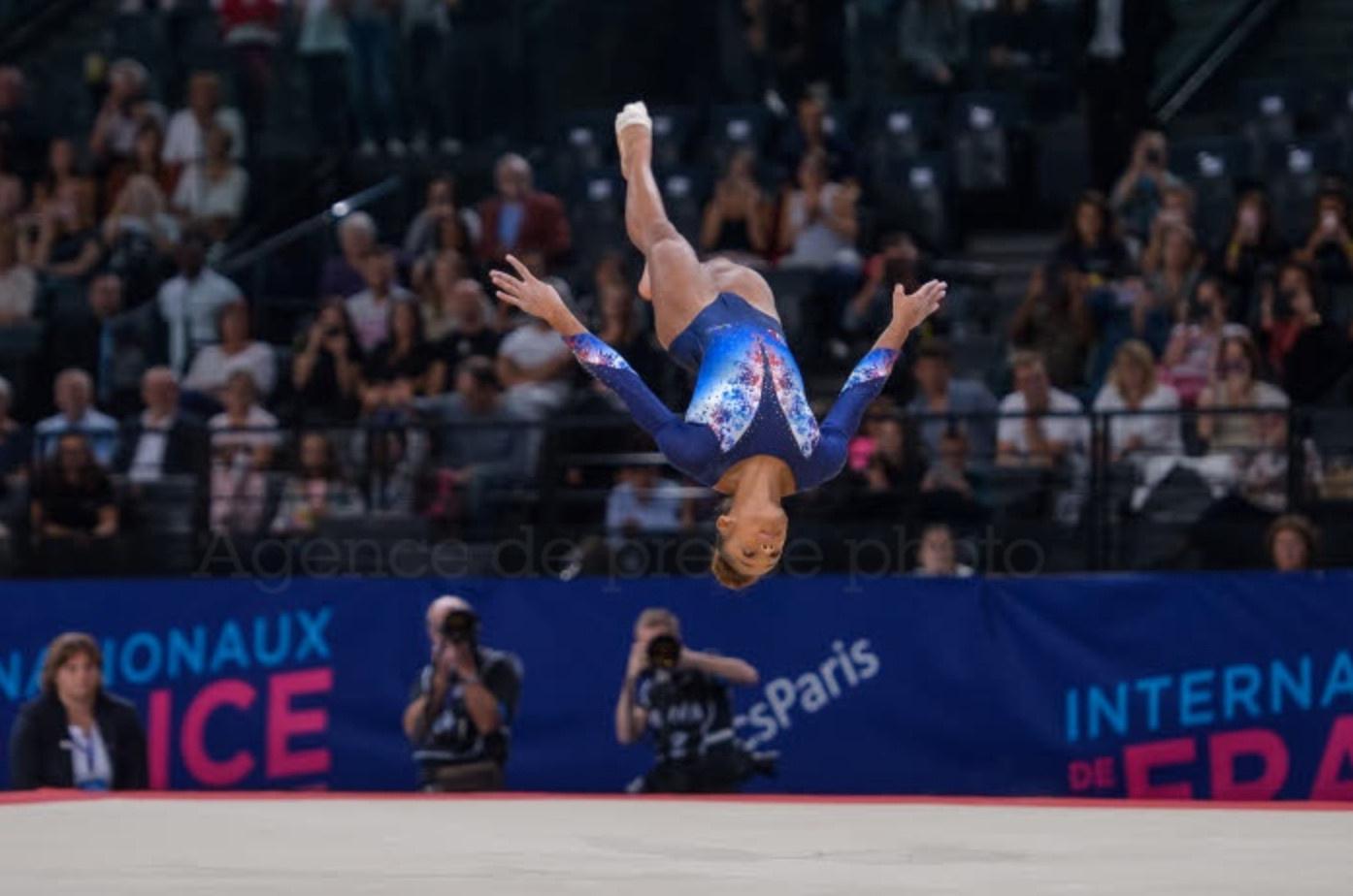 Gymnastique A Faire Chez Soi internationaux de france de gymnastique 2019 à l'accorhotels
