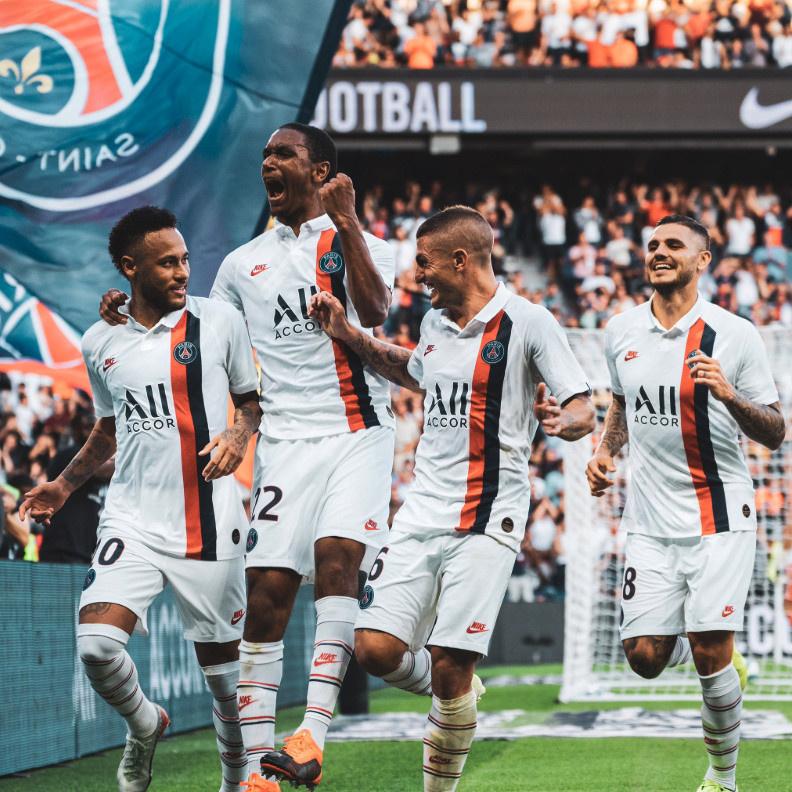 PSG-Angers au Parc des Princes en Ligue 1 - Sortiraparis.com