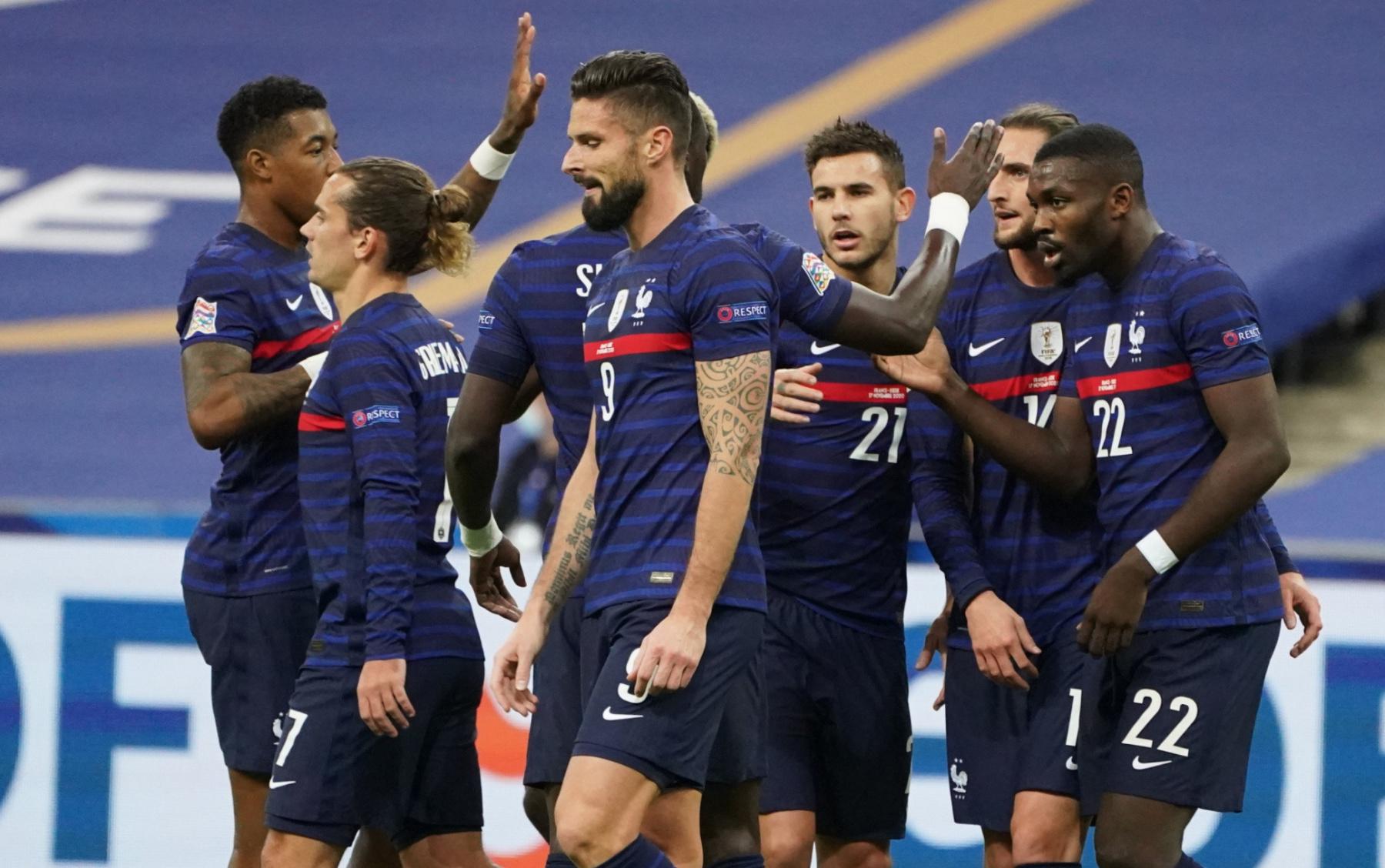 Équipe de France : le calendrier 2021 des Bleus avant l'Euro de