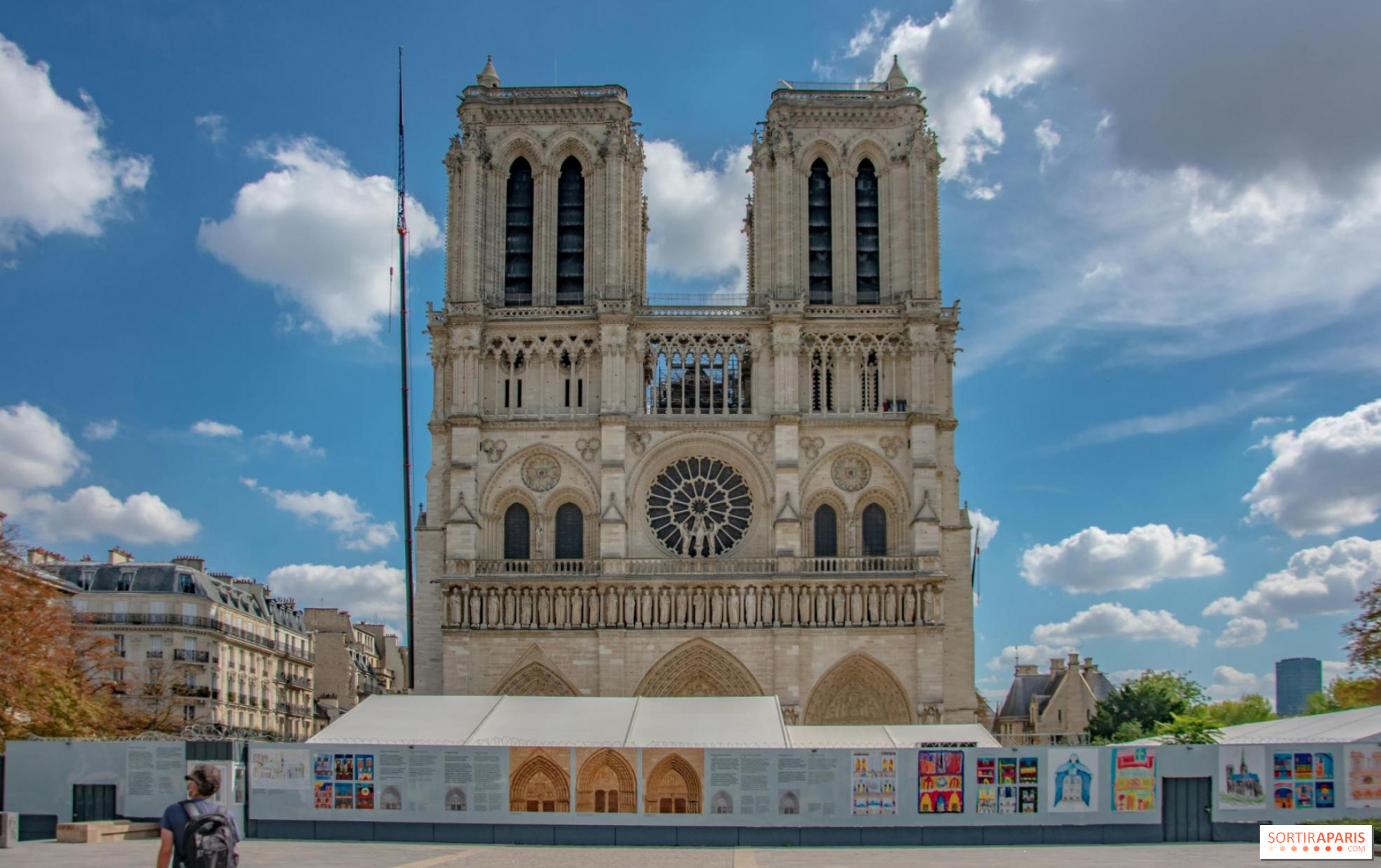 Notre Dame Paris Christmas Mass 2021 Notre Dame De Paris Renovations Not To Be Done Before 2025 Sortiraparis Com