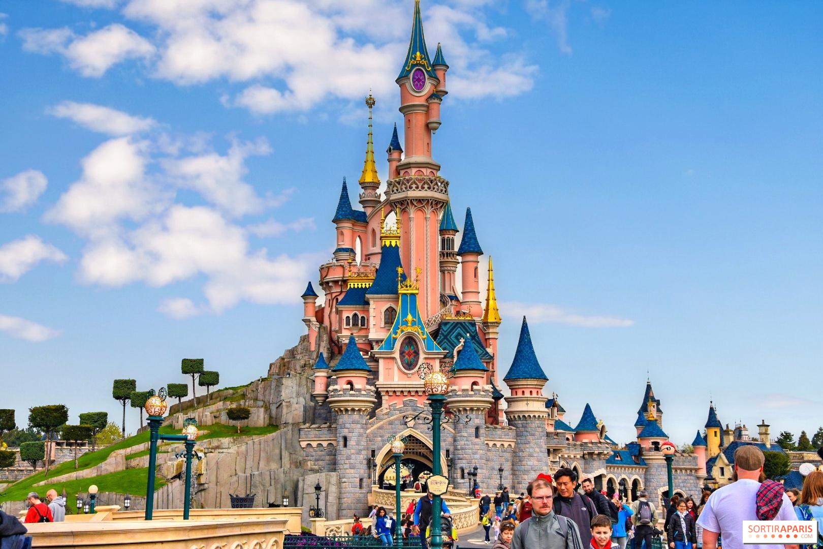 Disneyland Paris attraction