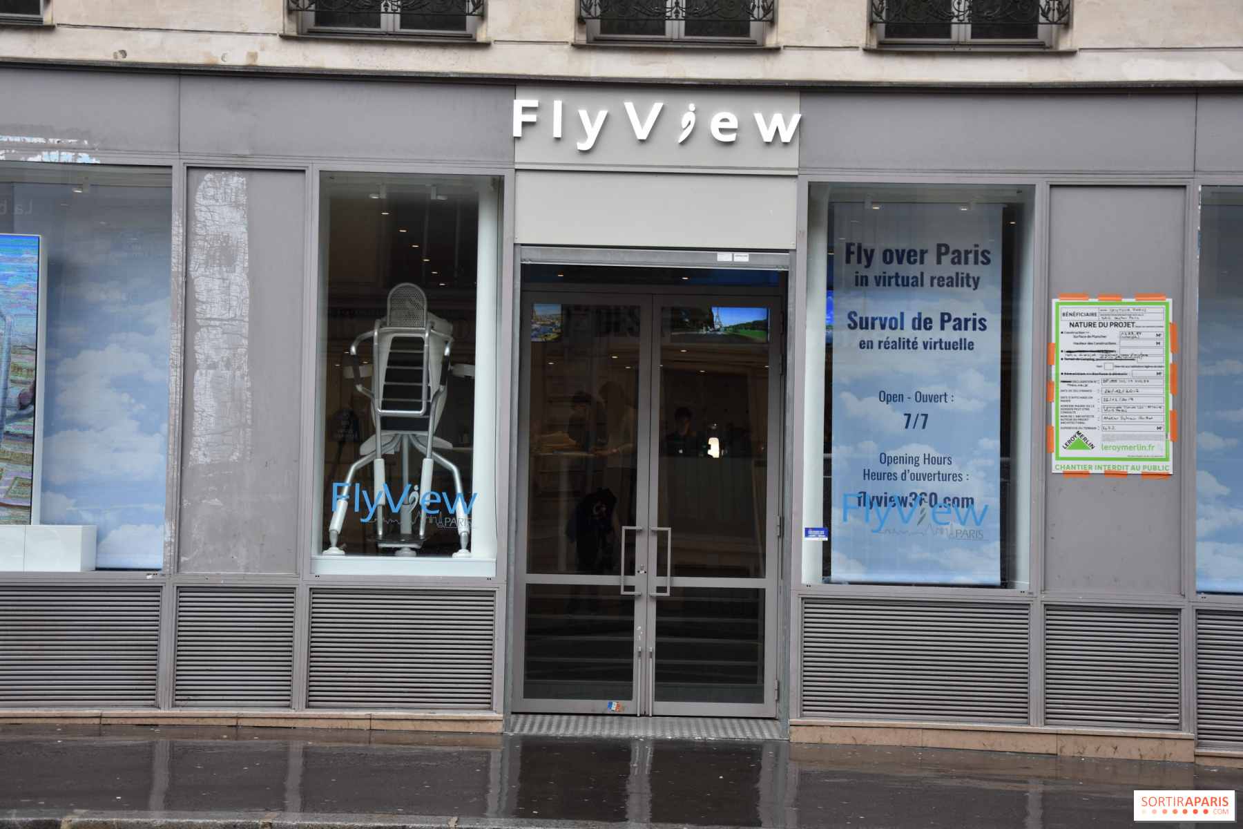 Flyview The Virtual Reality Cultural Attraction At The