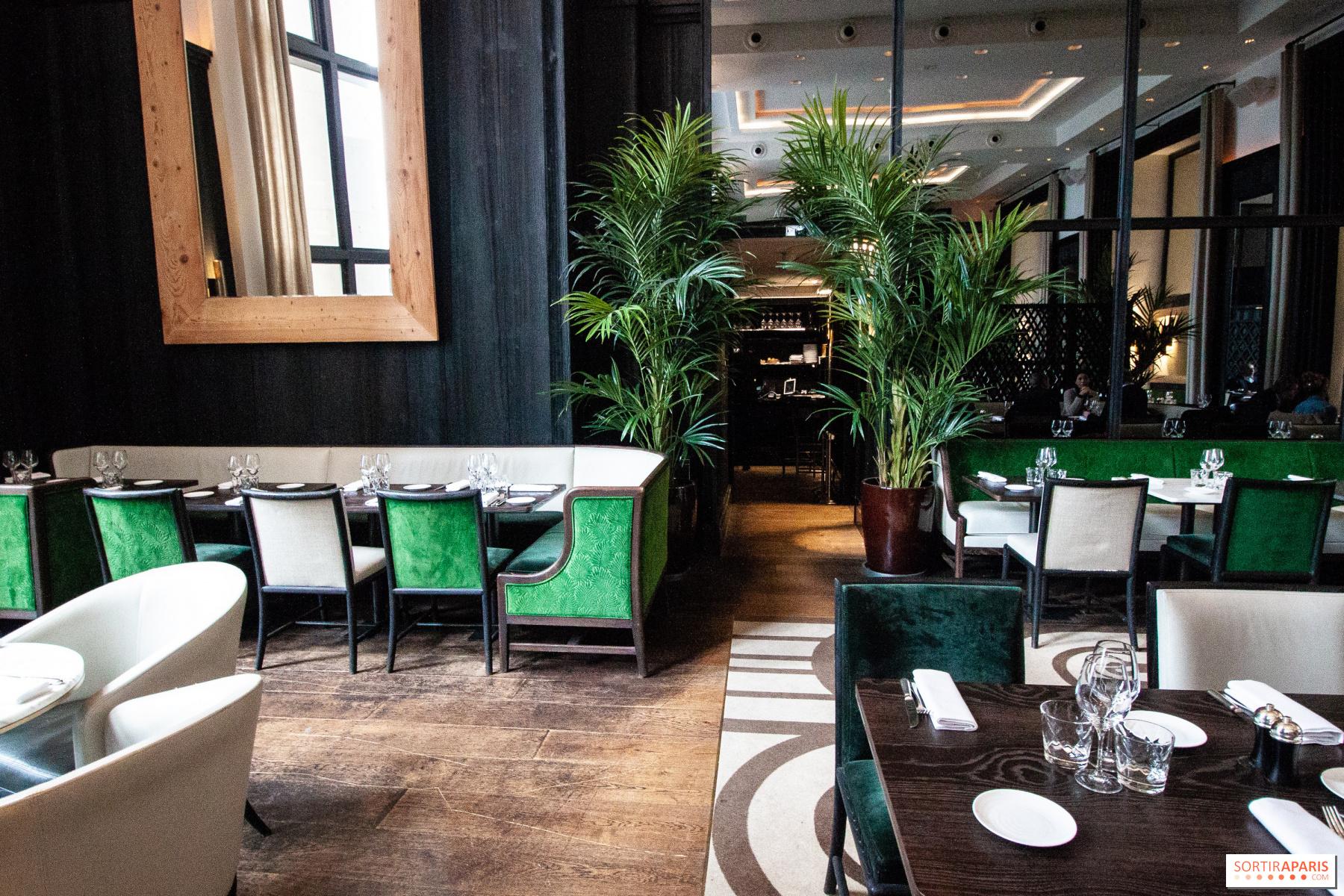 Idee Deco Chic Et Choc le café de l'homme : restaurant-terrasse de trocadéro avec