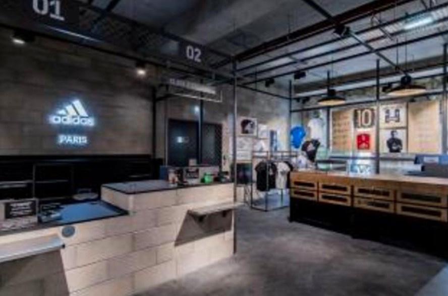 discount temperament shoes hot sales Adidas ouvre un magasin à Opéra - Sortiraparis.com