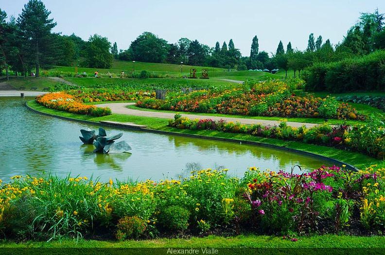 Rendez-vous aux Jardins 2019 au Parc Floral de Paris ...