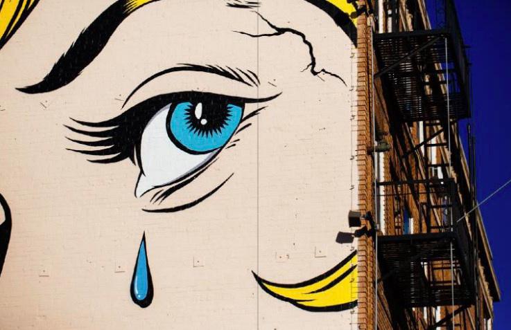 Urban Art Drawing