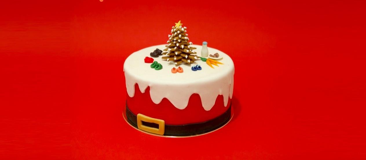 Pâtisseries et gâteaux de Noël 2019 de Chez Bogato