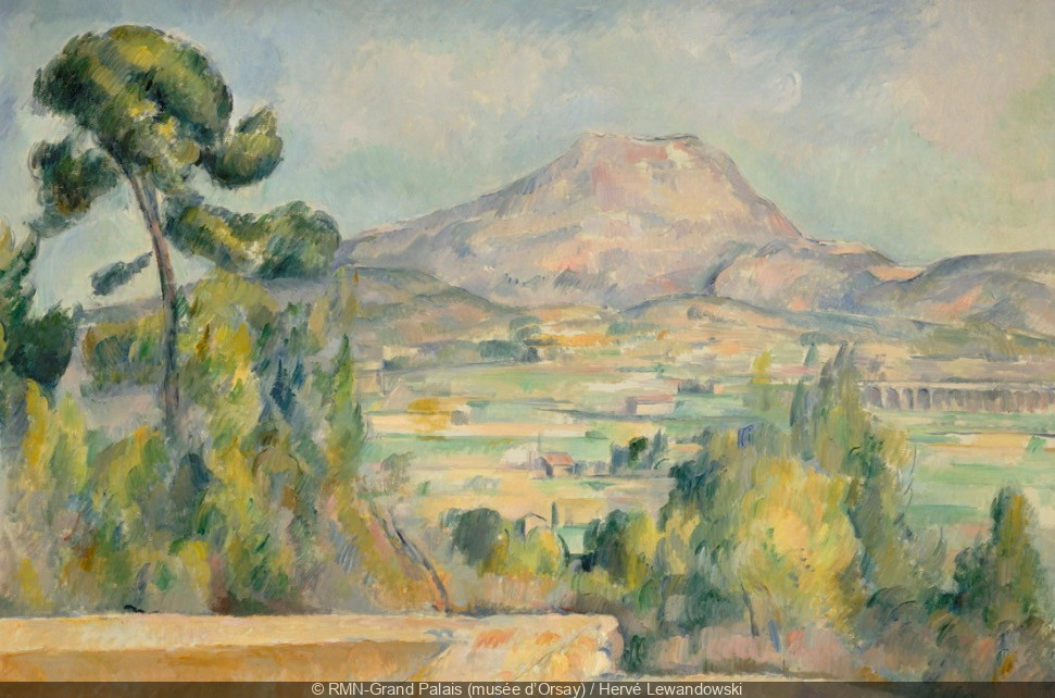 Image result for Cézanne and the Italian Masters - Paris Musée Marmottan Monet
