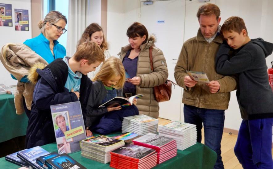 Salon Du Livre Ado De Suresnes 2019 Sortiraparis Com