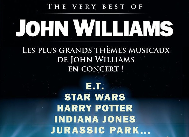 Best Concerts 2020.The Very Best Of John Williams At Paris Le Grand Rex In