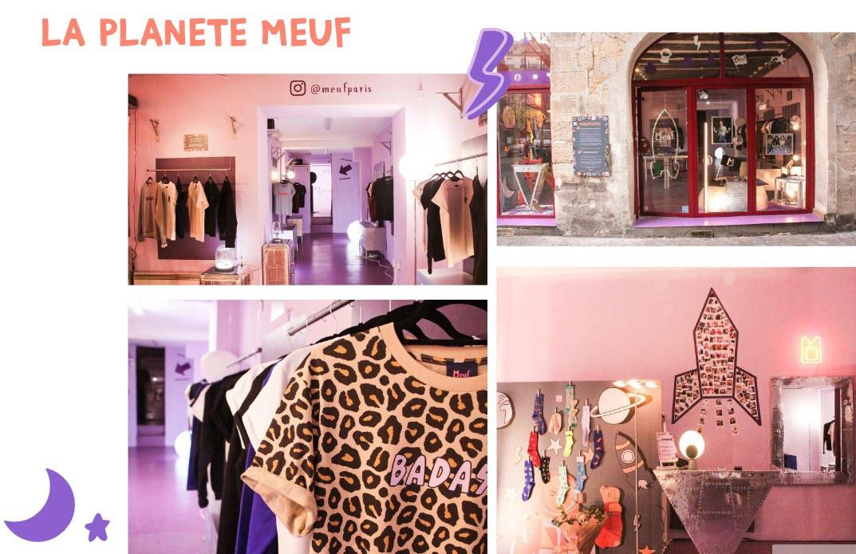Un Pop Up Store Meuf Dans Le Marais Sortirapariscom