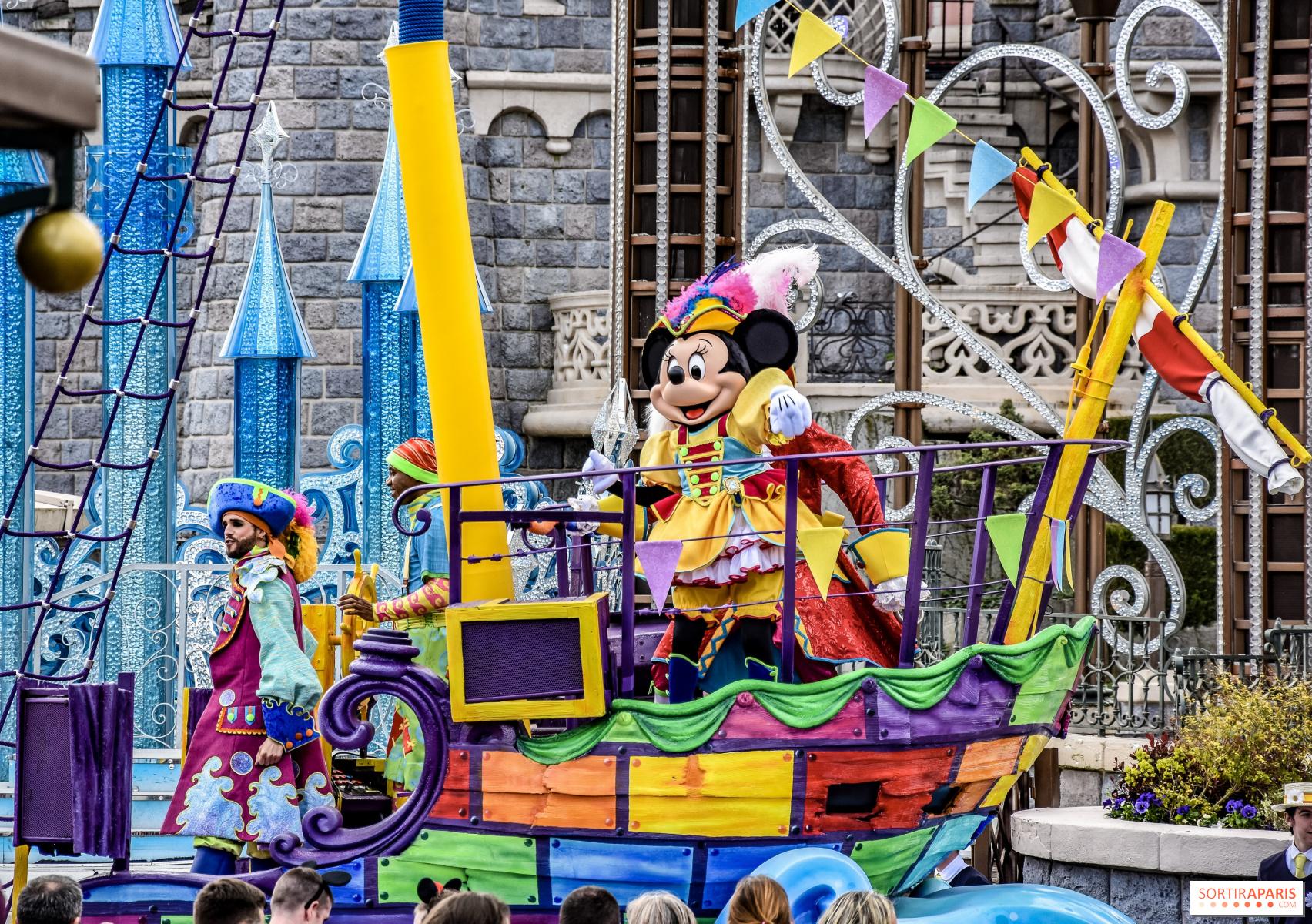 Festival Pirates Princesses 2019 A Disneyland Paris