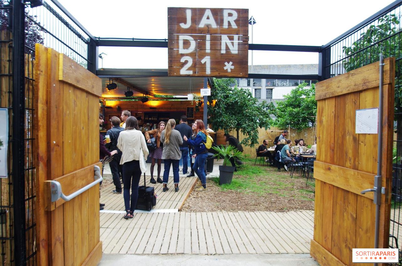 Jardin21 : retour du lieu de vie au sein d\'une friche ...