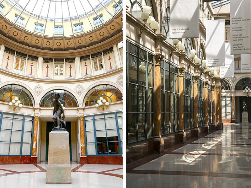 Journées du Patrimoine 2020 à Paris : l'Institut National ...