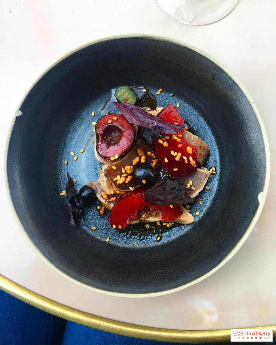 La Cuisine De Bistrot nana bistrot, marvelous fish bar in paris 11th