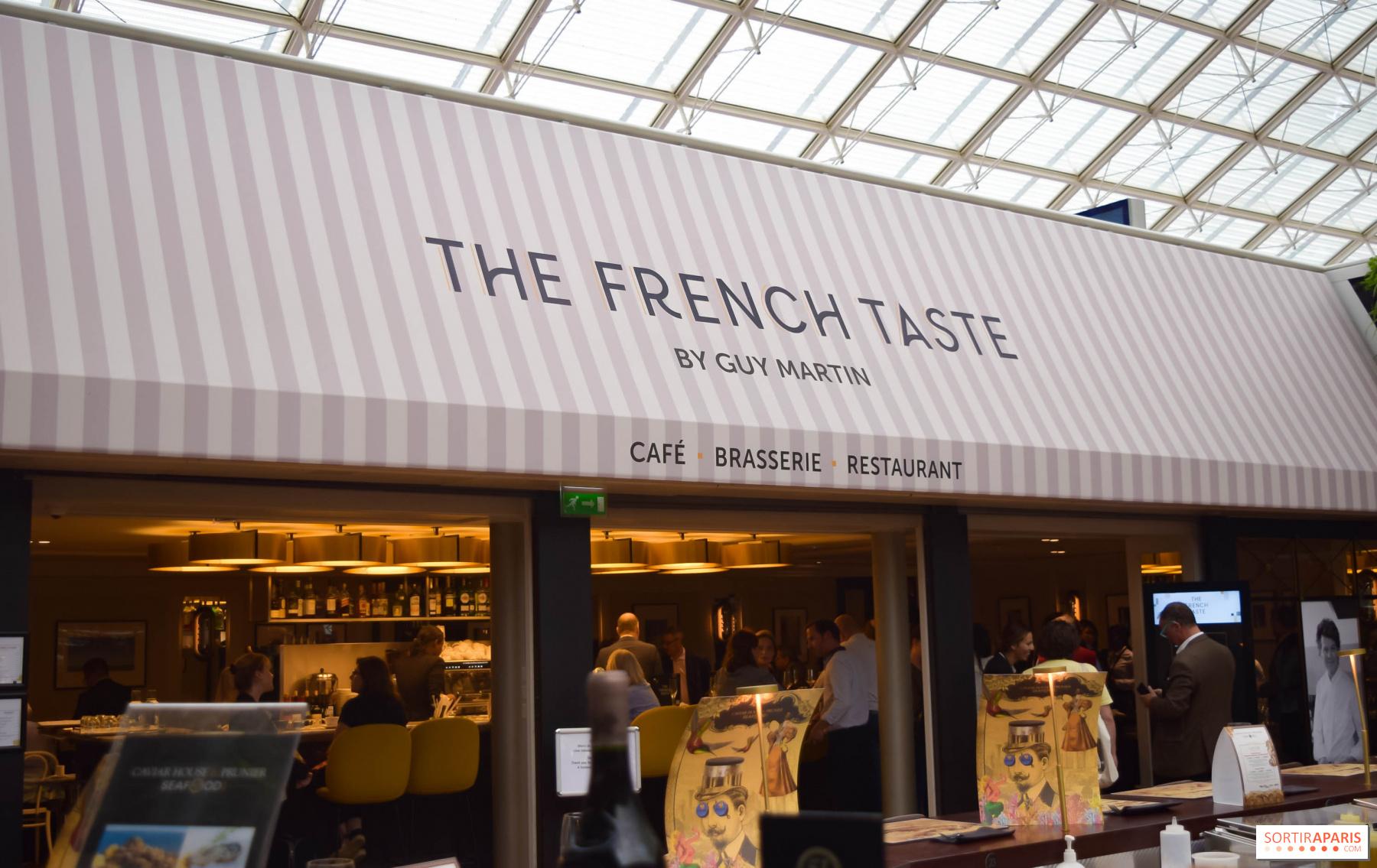 The French Taste Guy Martin S Bistronomic Restaurant At